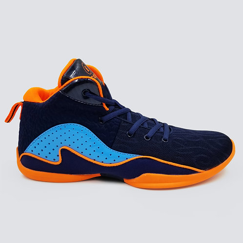Icon TBJ-53 Navy Blue Men's Basketball Shoes