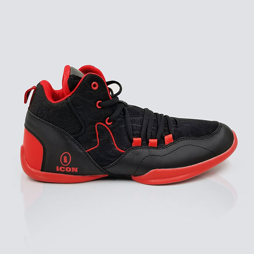 Icon TBJ-54 Black Men's Basketball Shoes