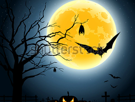 Halloween -  Full Moon Forecast
