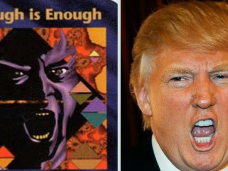 Trump,his fate,forecast and Karma
