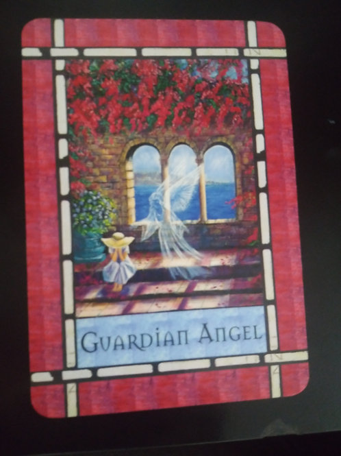 Angel Oracle - One Card -One Question