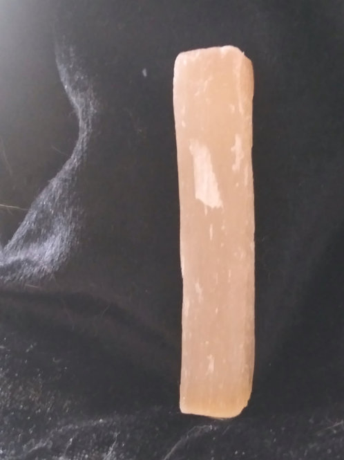 "2"" mini orange Selenite Wands"