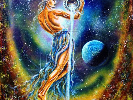 """Between the 'Ages"""" and Global Renewal - Age of Aquarius!"""