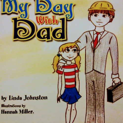 My Day with Dad - Children's Book