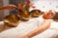 Massage sonore aux Bols Tibétans