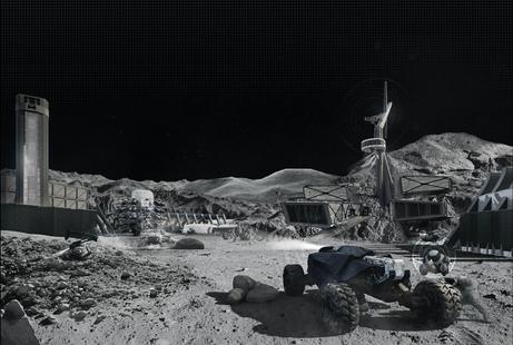 Conceptual Design Lunar Turpis