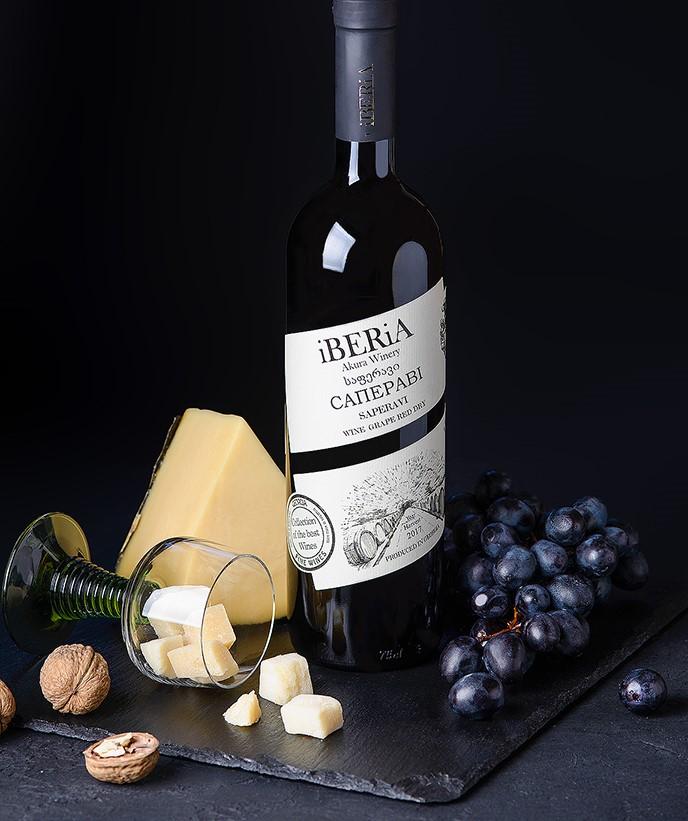 Вино Саперави Иберия