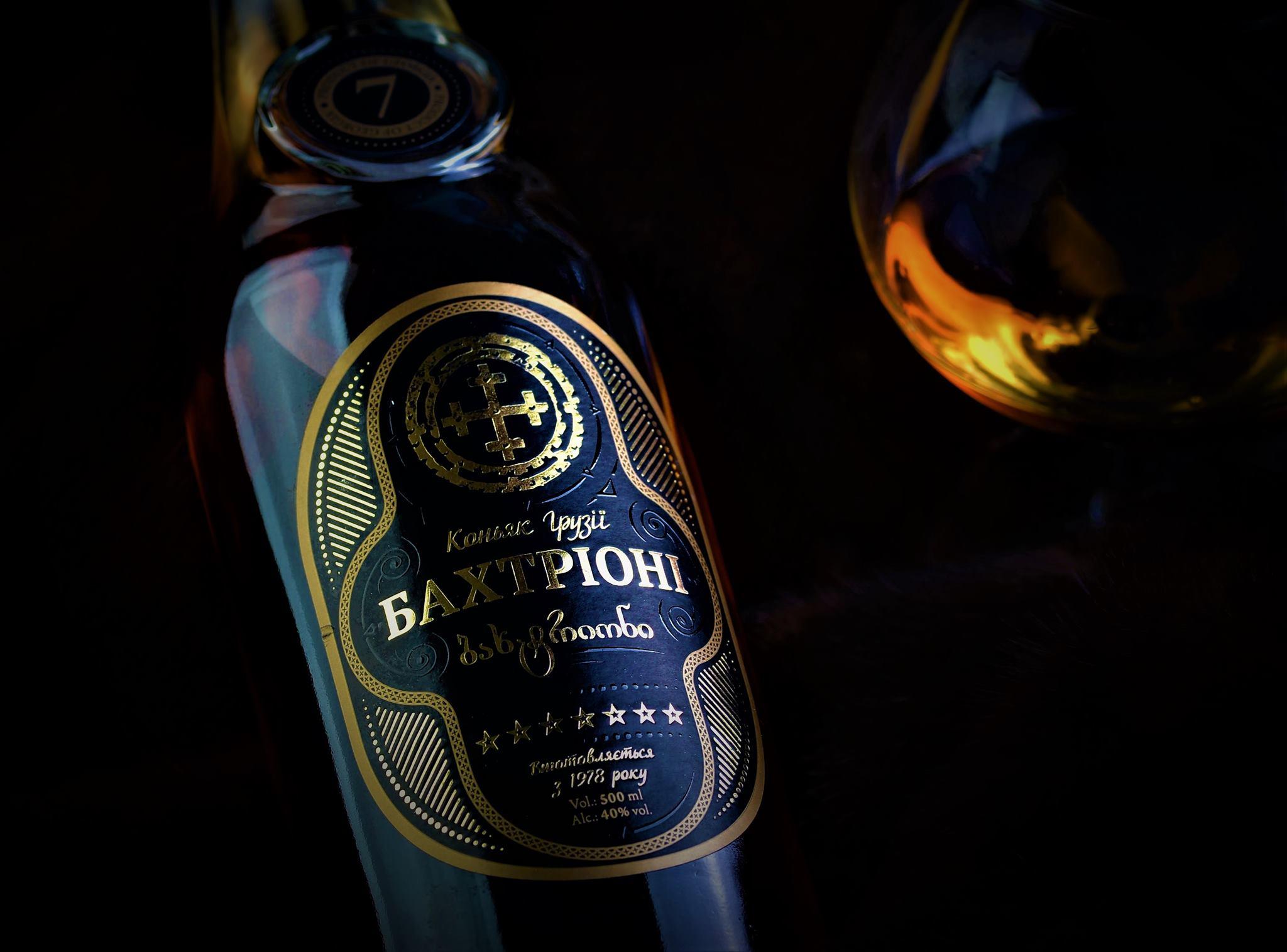 коньяк Бахтриони