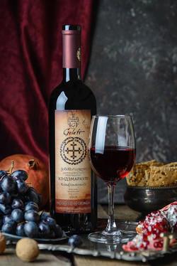 Вино Гелати Киндзмараули