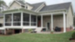 Screen Porch Addition Mathews, VA