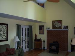 Warm Living Room Gloucester VA