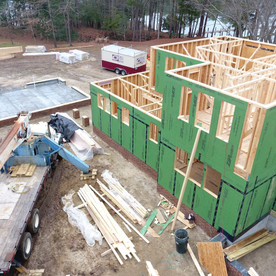 framing the second floor