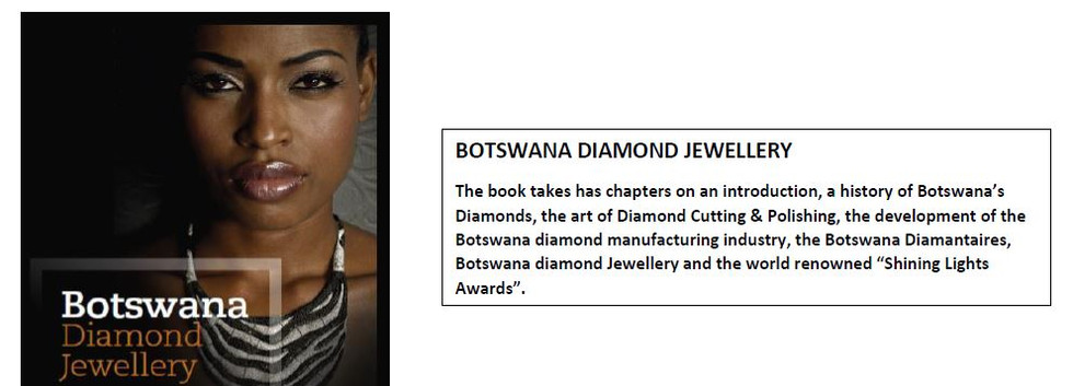 Botswana Diamond Jewellery byMichael C.