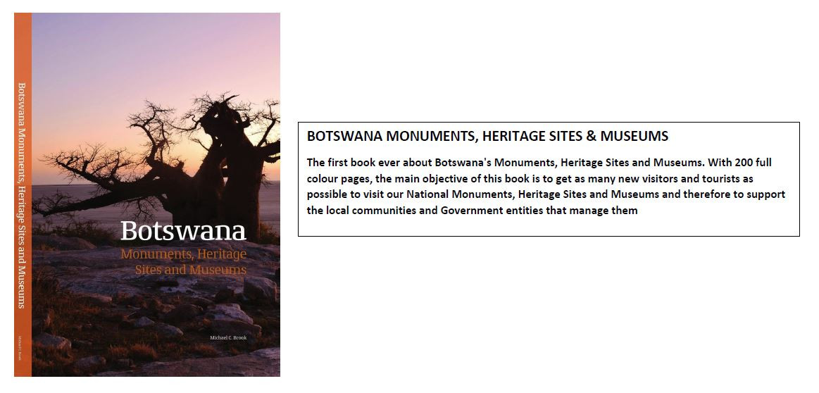 Botswana Monuments, Heritage Sites and M