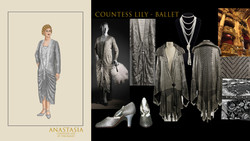 Countess Lily - At the Ballet