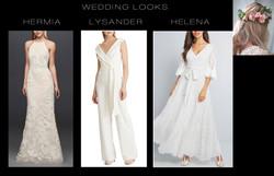 Wedding - Hermia, Lysander, & Helena