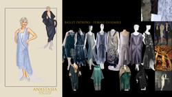 Ballet Patron - Female Ensemble - At the Ballet
