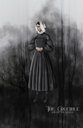 Abigail Williams from Arthur Miller's The Crucible