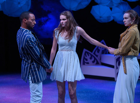 Demetrius, Helena, Lysander