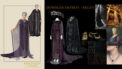 Dowager Empress- At the Ballet/ Once Upon a December (Reprise)