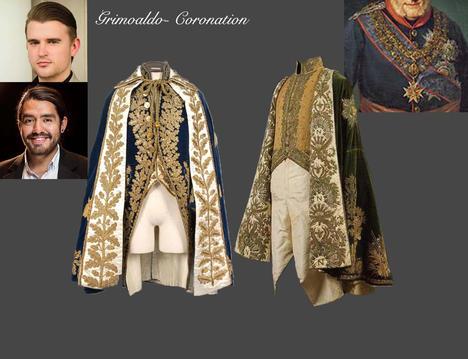 Grimoaldo Coronation