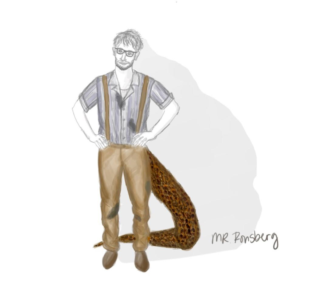 Mr. Ronsberg
