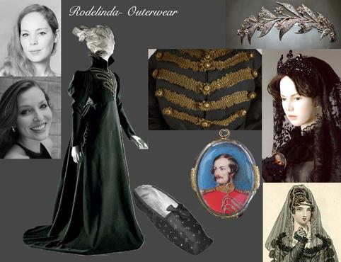 Rodelinda Outerwear