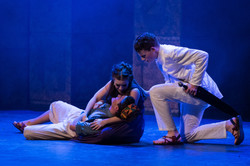 Mereb, Aida, and Radames