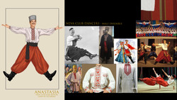 Neva Club Folk Dancer - Land of Yesterday