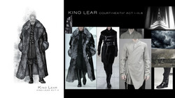 King Lear - Court