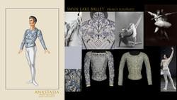 Prince Siegfried - Swan Lake Ballet