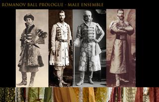 Prologue - Romanov Court - Male Ensemble