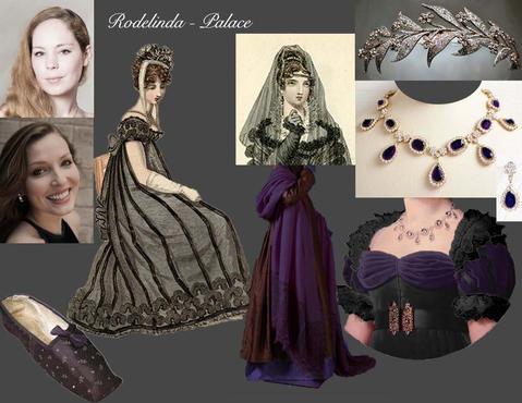 Rodelinda - Palace