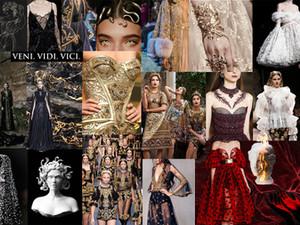 Female Fashion Taste Board