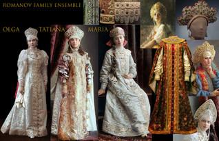 Romanov Sisters - Prologue and Nightmare