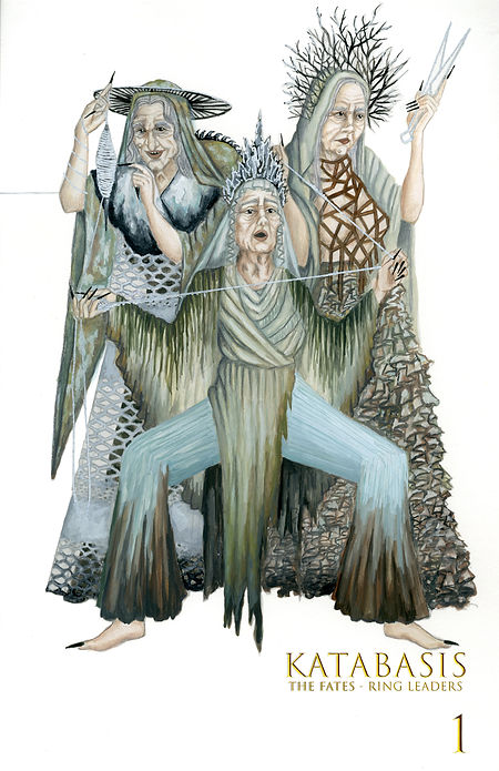 The Three Fates - Guides