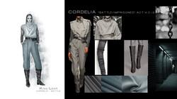 Cordelia - Imprisoned