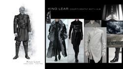 King Lear - Traveling/Heath
