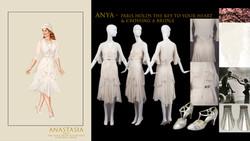 Anya - Paris Holds the Key/ Crossing a Bridge
