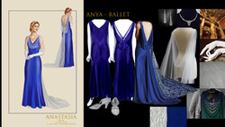 Anya - At the Ballet/ Once Upon a December (Reprise)