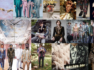 Male Fashion Taste Board