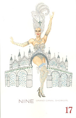 Grand Canal Showgirl