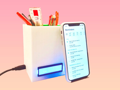 Remind Holder - A Desktop Gadget
