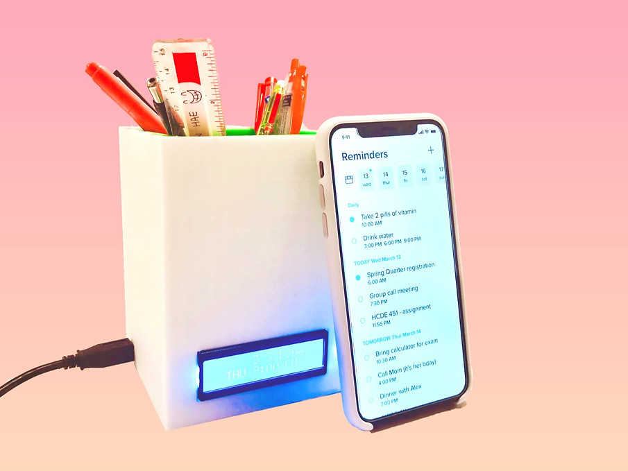 Remind Holder - A Desktop Gadget
