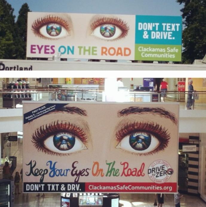 Billboard + Poster