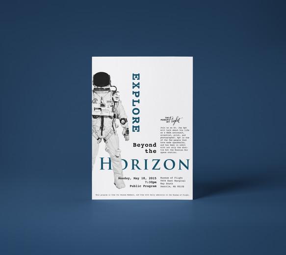 Explore Beyond the Horizon