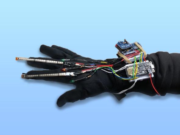 Remote Controller Glove