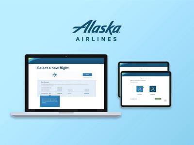 Alaska Airlines Website Redesign