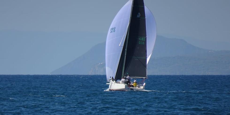 Training in the Saronic Gulf