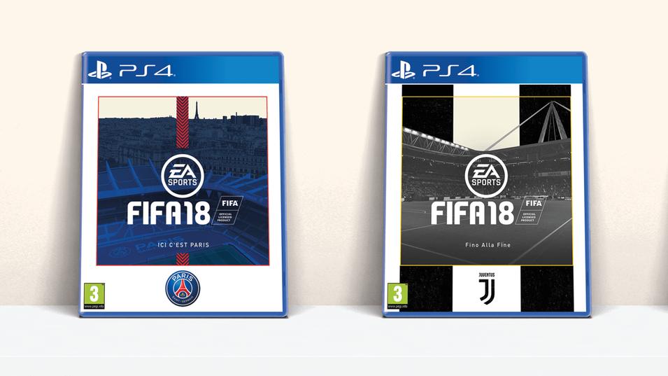 FIFA 18 Club Partner Special Edition